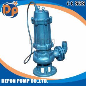 Sola Fase o Fase 3 de la bomba de agua sumergible centrífugo de precio de la bomba de aguas residuales