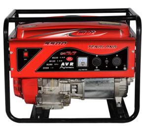Beste 1kw/2kw/3kw/5kw/6.5kw/7kw Gasoline Generator voor Sale