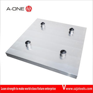 Zero Point di alluminio Chuck Pallet a Fix Workpiece Vise e a Gauges