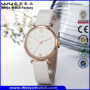 Таможенная служба моды Quartz подарок дамы Wristwatch (Wy-070D)