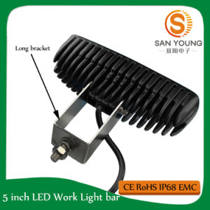 lampe tous terrains de mini ATV DEL de travail de 18W barre de lampe