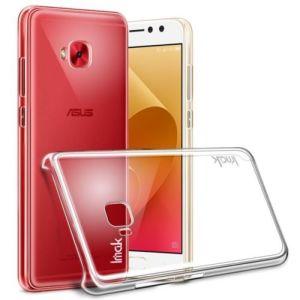 水晶堅い背部ケースカバーAsus Zenfone 4 SelfieプロZd552klのための電話箱