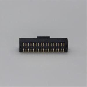 2*17ピンSMT 1.27mm女性ボックスヘッダのコネクター