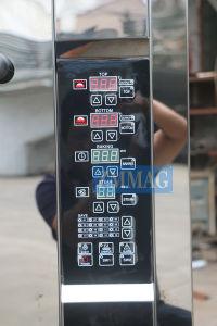 4 de Oven van het Dek van de laag (zmc-420D)