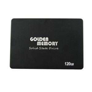 GM Золотой памяти SATA3 2.5inch SSD 120 ГБ жесткого диска