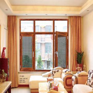 70/80 di finestra termica di alluminio della stoffa per tendine della rottura con la maglia