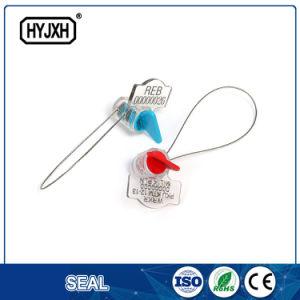 Plástico numeradas las etiquetas de seguridad de la Junta Medidor Mecánico de Seguridad