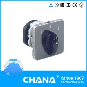50A Interruptor Giratório 75a Engrenagem do Interruptor de Controle do Motor