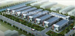 Estructura de acero de bajo coste de taller y almacén de edificios de acero prefabricados