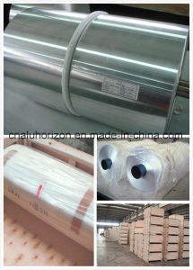 8011-O en alliage aluminium latérale unique
