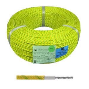 Одобрение UL 200 градусов с силиконовой изоляцией электрические печи кабель обогревателя