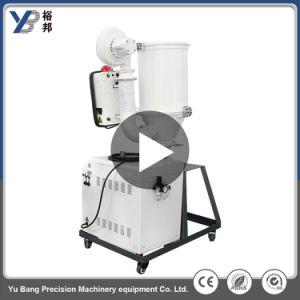 Plastic Machine van het Voer van de Druk van het Recycling van Customzied de Droge
