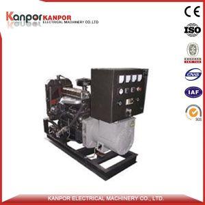 Yanmar 8.8kw 10kVA (좋은 성과를 가진 9.6kw 12kVA) 디젤 엔진 Genset