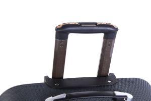2018 новейший чемодан моды багажа пакет с 4 колеса