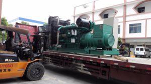 Générateur CA Yuchai 440KW 550kVA générateur électrique de gazole