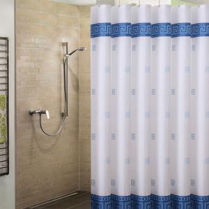 Cortina de ducha de poliéster impermeable ecológicas para el cuarto ...
