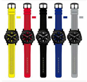 Material de silicio Ver Estilo nuevo reloj deportivo electrónico Digital Reloj de caja de plástico para promoción