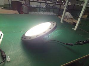 135 lm/W 80W/100W/150 Вт/200W/240 Вт/250W/300 Вт/400W/500 Вт светодиод UFO большой отсек для склада промышленное освещение