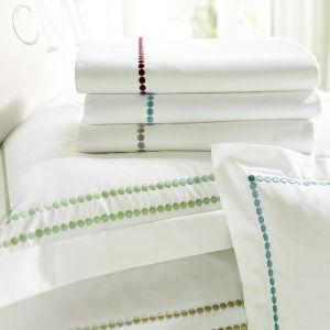 Роскошный домашний текстиль Queen Size 100% хлопок с вышитым отель постельные принадлежности