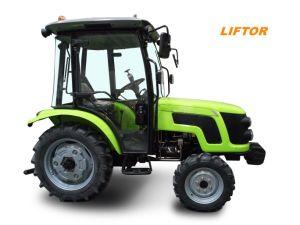Maquinaria de recolección a pie Liftor agrícola tractor agrícola