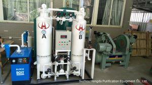 Generador de nitrógeno de PSA con alta pureza