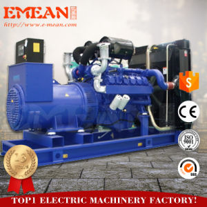 Cummins Engineが付いている80 KVAのWater-Cooledディーゼル発電機