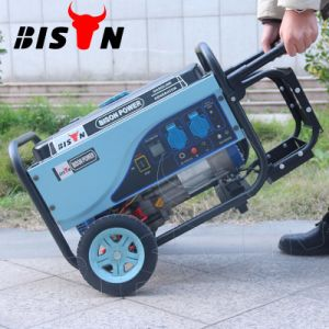 Nouveau design de bison BS2500p (m) moteur à essence Electirc commencer petit générateur 2.0Kw Silented spectacles pour la vente à chaud