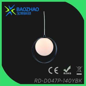 Lâmpada Pendente decorativas com G9 Fonte de Luz