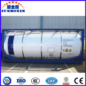 20FT 40FT GÁS/LNG/propano/Tetrafluoroetano contentor para venda