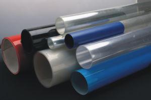 고속 압출기 다중 층 PP PS 애완 동물 물자를 위한 플라스틱 장 밀어남 선