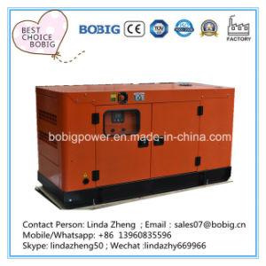 15kw Marquise silenciosa abrir conjunto gerador a diesel com motor Weichai Wp2.1d18e2