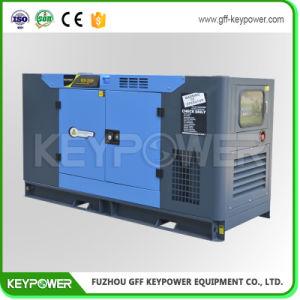 piccola produzione di energia elettrica insonorizzata portatile del generatore del motore diesel 7kw