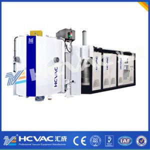 Metallizzazione sotto vuoto termica di evaporazione PVD che metallizza macchina per metalizzazione di plastica di colore