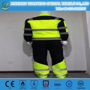 Огнестойкие и антистатические пожарной безопасности Coverall
