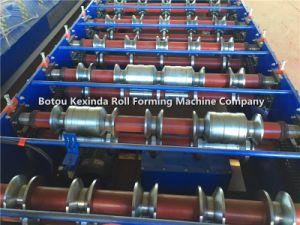 La vente d'acier galvanisé à chaud automatique feuille de toiture en métal/machine à profiler Tile/panneau