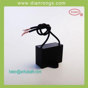 condensatore Cbb61 dello schema elettrico del ventilatore di soffitto di 2.5UF 450V