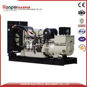 Shangchai 엔진 660kw/825kVA 디젤 엔진 침묵하는 발전기 힘 전기 발전기
