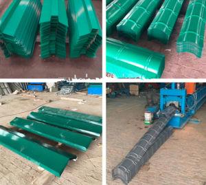 PPGI durables et décoratif (, PPGL) Feuille de toiture de couleur en carton ondulé