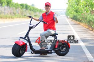 2000 Watt off road Scooter Eléctrico Adulto