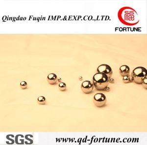 La precisión de bolas de acero de carbono (AISI1010, AISI1065)