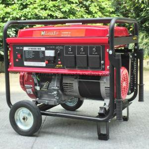 5kVA 5.5kVA 6.5kVA携帯用元の日本ホンダエンジンガソリン発電機