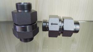 Cr3 zinc galvanizado niquelado de acero al carbono de control hidráulico de la válvula de retención