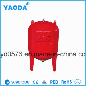 ウォーターポンプ用圧力タンク(YG1.0M200AECSCS)