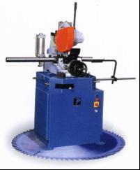 金属材料はCircularety見た機械(半自動モデル)を