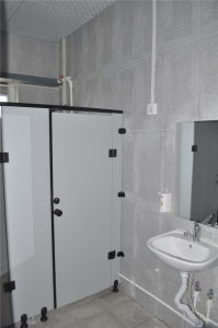 Flat Pack contenedor prefabricado personalizado el cuarto de baño ...