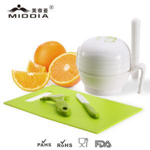 Productos para bebés puré Tazón de molienda casera Masher Molino de comida para bebés