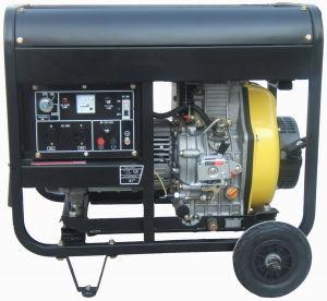 De diesel Reeks van de Generator (het Type van Luxe (3kw, 5kw))