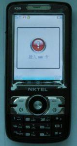 De dubbele Mobiele Telefoon van de Kaart SIM (Model: V160)
