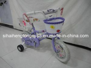 Bicicleta do miúdo de 12/16/20 de polegada com cesta Kb-036