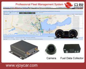 China Best Vehicle GPS Tracker mit Camera, Fuel Sensor Data Collector, kein Need Drill ein Hole auf The Fuel Tank